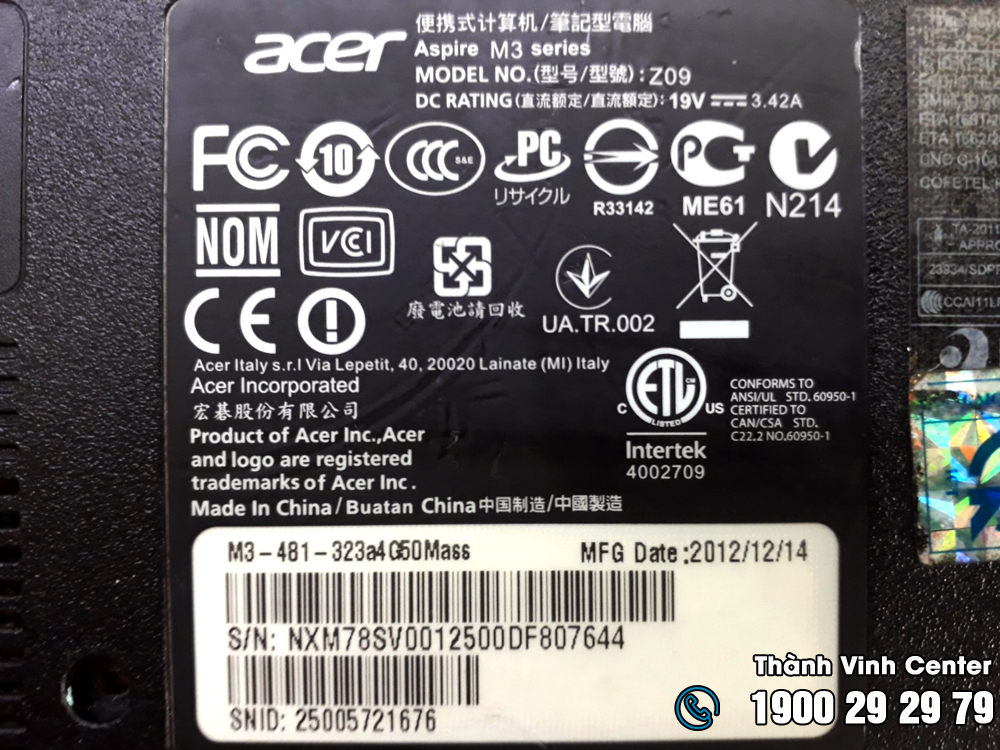 thay-man-hinh-Acer-aspire-M3-481–Model-no-Z09-01