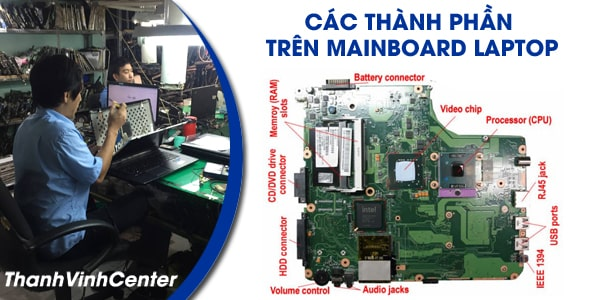 Thay mainboard laptop 01