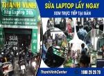 Mách bạn địa chỉ sửa chữa laptop uy tín Tp Hồ Chí Minh