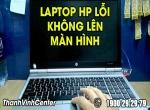Khắc phục lỗi laptop HP không lên màn hình