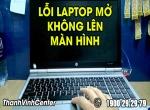 Hướng dẫn khắc phục khi laptop mở nguồn không lên màn hình