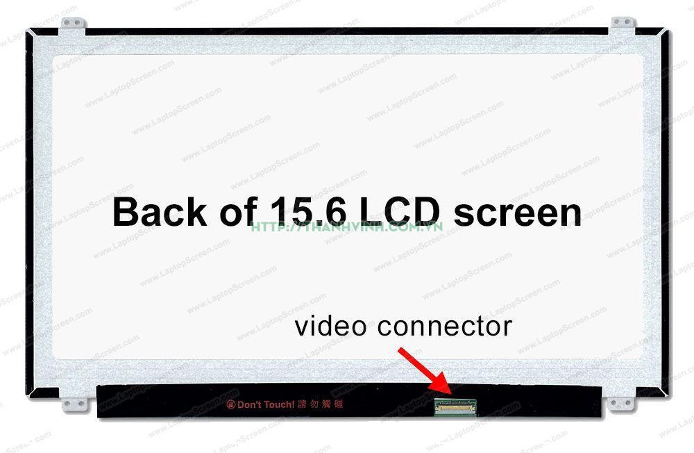 Màn hình laptop ASUS PRO P2540UV-DM SERIES
