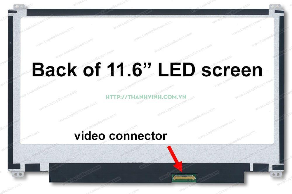 Màn hình laptop ASUS EEEBOOK X205TA-FD SERIES