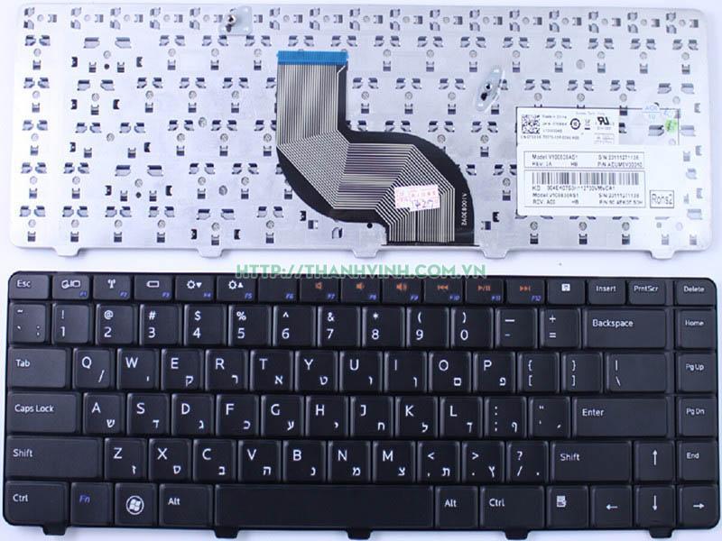 Bàn phím laptop Dell INSPIRON 14R 14V N4010 N4020 N4030 M4010 M4020 M4030