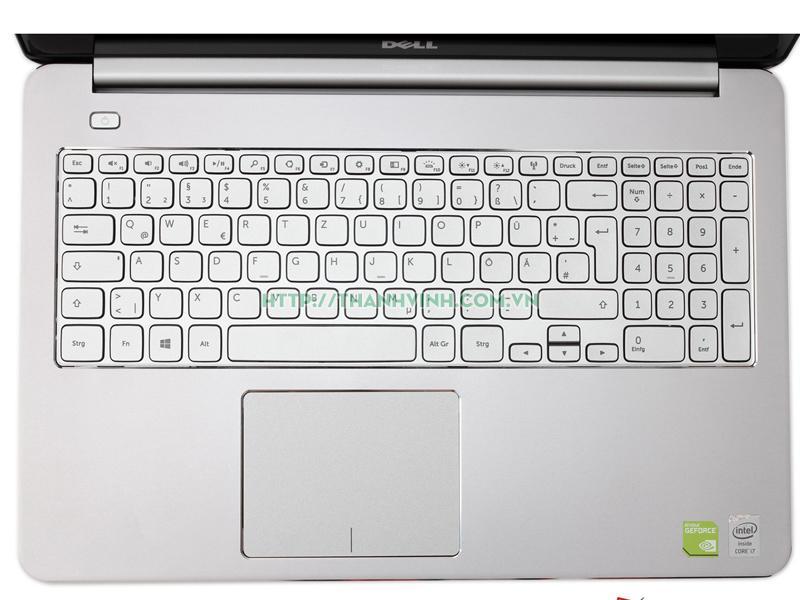 Bàn phím laptop Dell Inspiron 15 7000 7537-3306 7537 7737