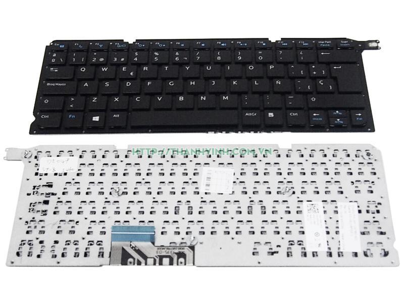 Bàn phím laptop Dell Vostro 5560