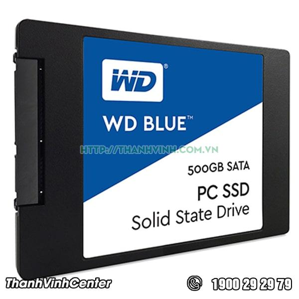 Ổ cứng SSD Laptop 500GB WD