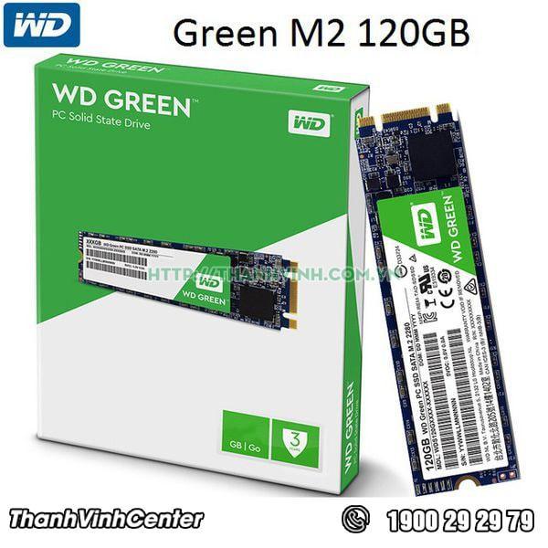Ổ cứng SSD Laptop 120GB WD M2