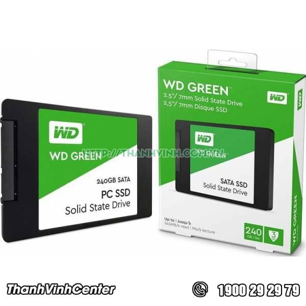 Ổ cứng SSD Laptop 120GB WD