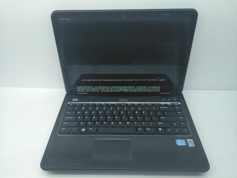 Laptop cũ  Dell N4010 (Core i5 350M, RAM 4GB, HDD 320GB, Intel HD Graphics, 14 inch)