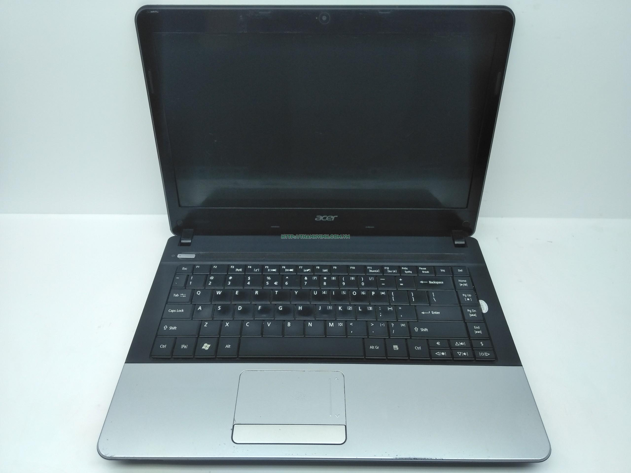 Laptop  cũ Acer Aspire E1-431 (Intel Core i3 2330M 2.20GHz, Ram 4GB HHD 320Gb Vga HD graphics 14.0 inchs