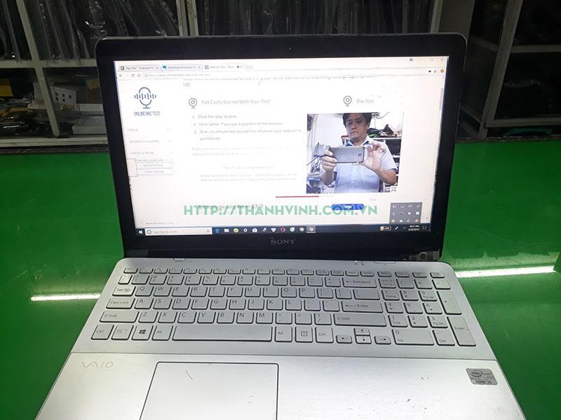 Rả Xác Laptop SONY SVF15A - SVF15A13SGS