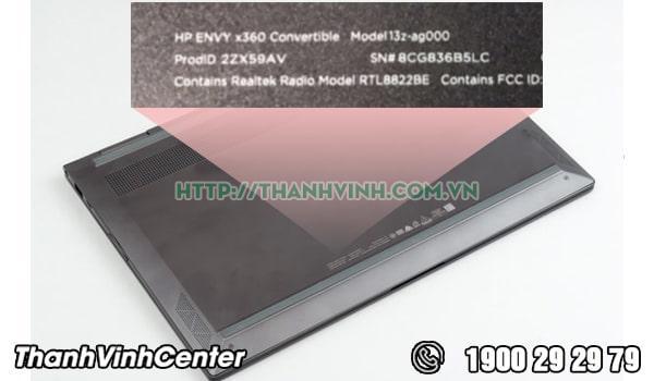 MÀN HÌNH LAPTOP HP ENVY X360 CONVERTIBLE MODEL 13-AG000 13Z-AG000 13-AG KHÔNG CẢM ỨNG