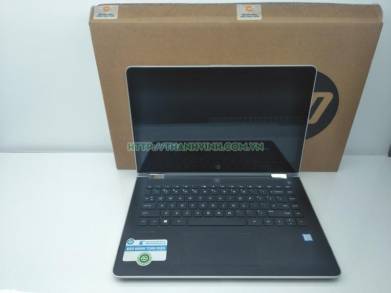 Laptop HP Pavilion X360 14-ba128TU mới 99% full box