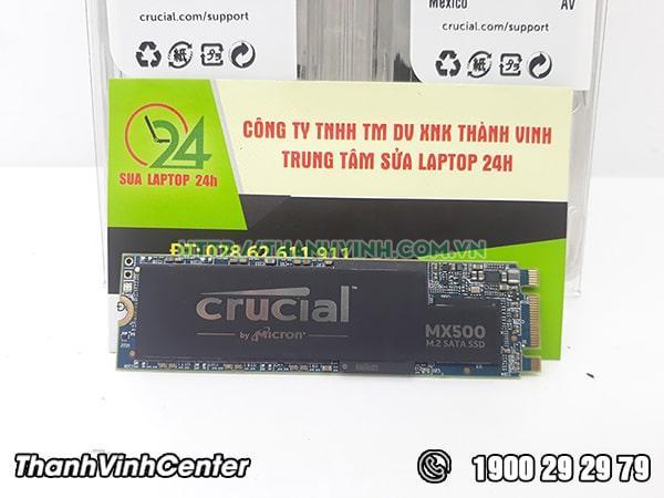 Ổ cứng SSD Crucial MX500 500GB M.2 2280 SATA 6.0Gb/s