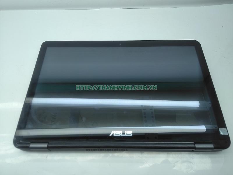 Laptop  cũ Asus TP501U i5 6200U RAM 4GB SSD 240 GB Full HD Cảm Ứng NVIDIA Gefore 940M