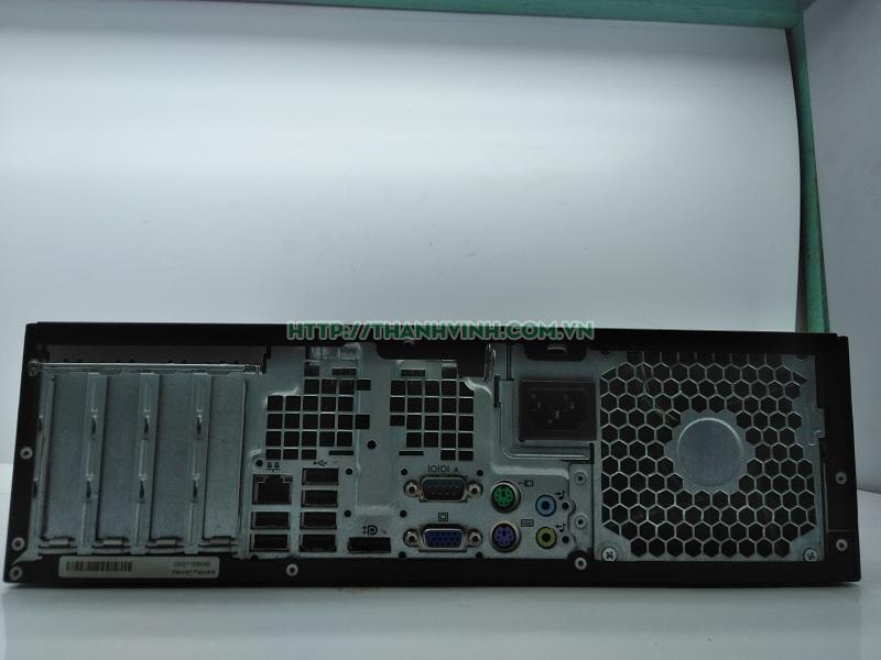 MÁY TÍNH ĐỒNG BỘ CŨ HP COMPAQ 8100 I5-630-,HHD 320GB,RAM 4GB DDR3 ( SỐ LƯỢNG 1 THÙNG )
