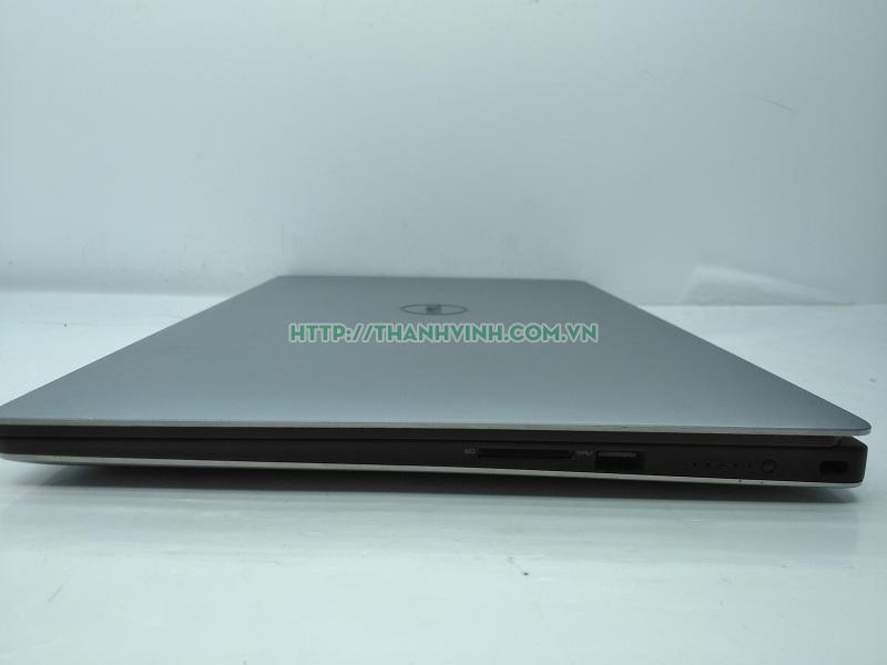 Laptop cũ Dell XPS 15-9550 ( i7-6700HQ, ram 8G, SSD 256Gb, card rời NVIDIA GTX 960M- 2G, màn 15.6″ FullHD IPS)