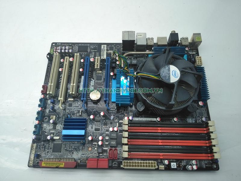 Mainboard ASUS P6T SE - Intel® X58 chipset+ICH10R, LGA1366 SOCKET