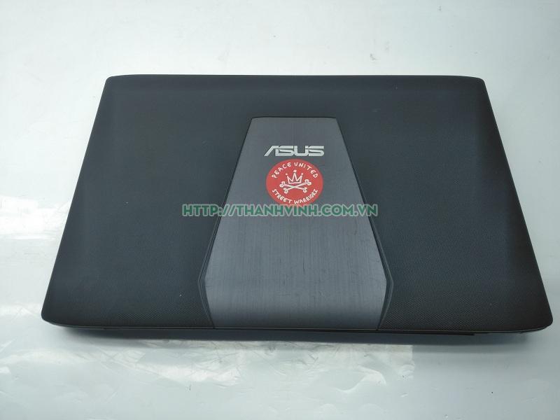 Laptop Gaming Asus GL552JX (Core i5 4200H, RAM 6GB, SSD180GB+HDD 1TB, Nvidia GeForce GTX 950, FullHD 15.6 inch)
