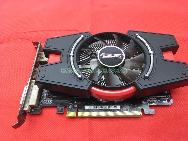 VGA gaming HD 7750 ASUS - VGA gaming HD 7750 ASUS