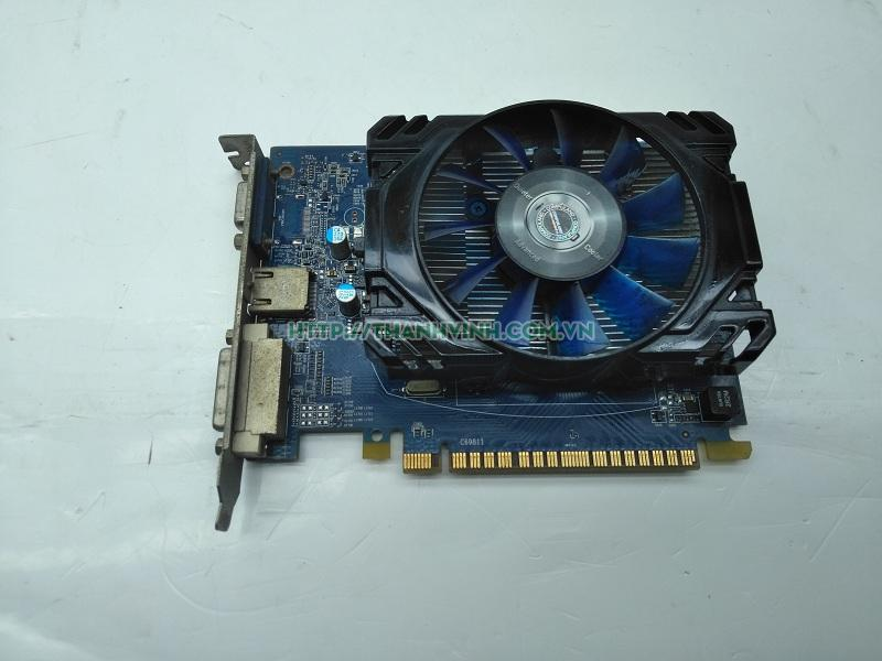 Card đồ họa (VGA Card) His 7730 iCooler (H773F1G) - ATI Radeon HD7730, GDDR5, 1GB, 128 bit, PCI Express 3.0