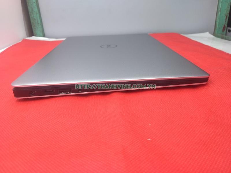 LAPTOP CŨ DELL XPS 13-9360 ( I7-7560U, RAM 8G, SSD SAMSUNG  256GB, MÀN  FULLHD IPS) CẢM ỨNG
