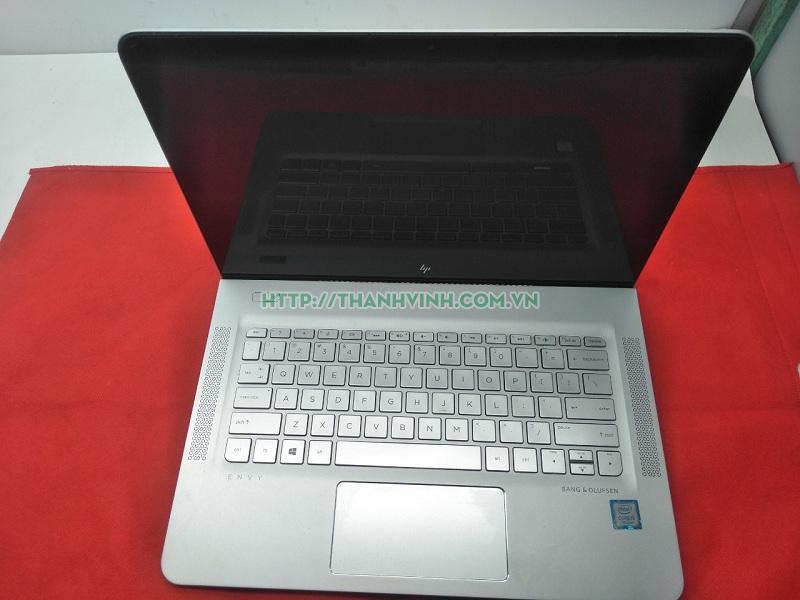 LAPTOP HP ENVY 13-AB01TU COU I5-7200U RAM4GB SSD 240GB VGA HD GRAPHICS  SIÊU MỎNG