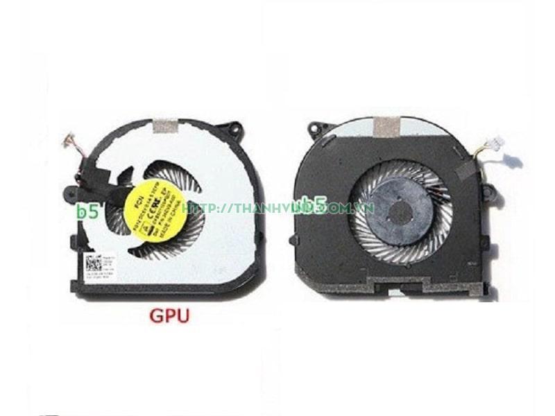 Fan-CPU-laptop-DELL-9550-GPU-XPS15
