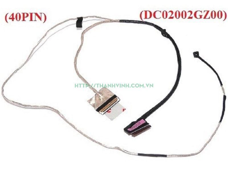 Cáp màn hình DELL 5567 5565 Inspiron (40pin) (DC02002GZ00)