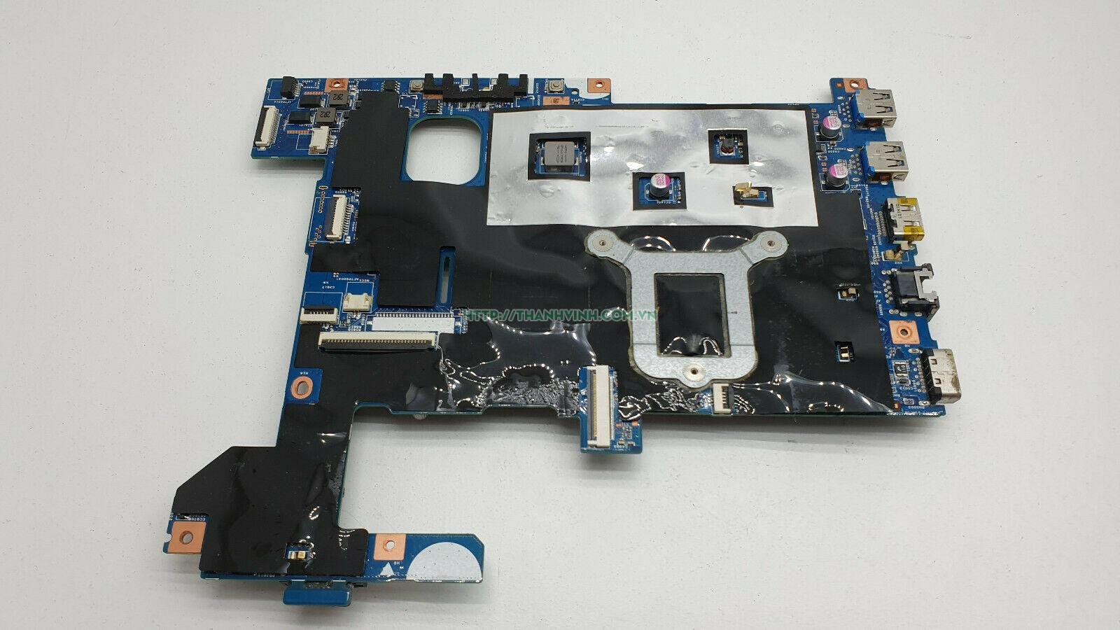MAIN BOARD laptop  Lenovo  G580  HM76