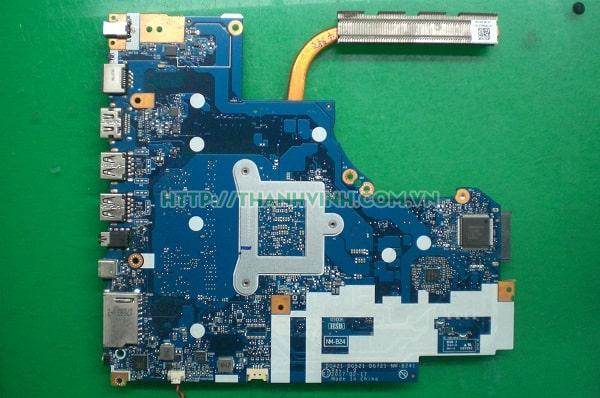 Mainboard Laptop Lenovo Ideapad 320-14ISK Core I3 6006 VGA Share. Ram 4GB Onboard