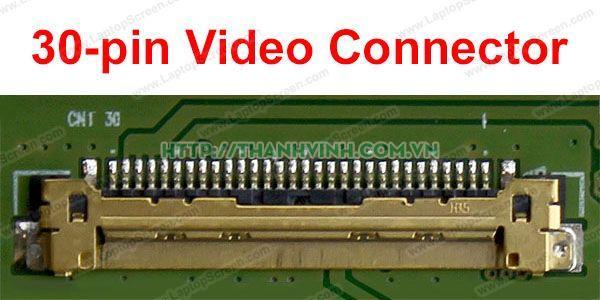 Thay Màn hình 15.6 LED mỏng 30pin Full HD IPS 1920x1080 (Tấm nến IPS)