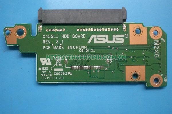 Board HDD Asus X455 X455LJ Rev:3.1