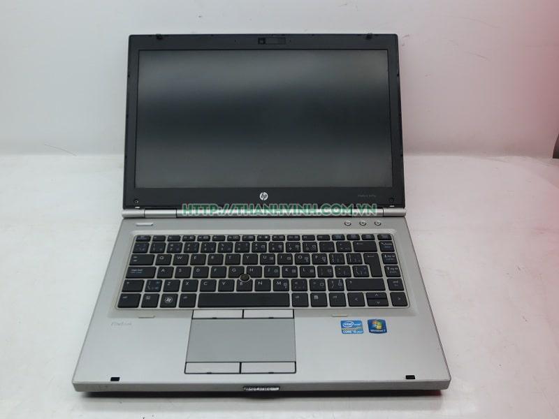 LAPTOP CŨ HP ELITEBOOK 8470P, CORE I5-3320M, RAM 4GB, HDD 320GB, HD GRAPHICS 14.0 INCH