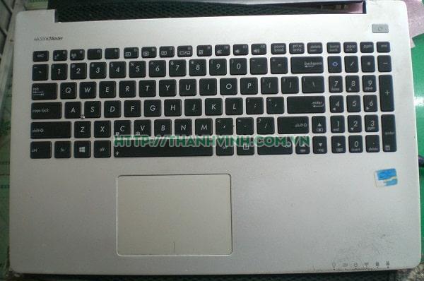 Rả xác laptop ASUS S550C S500