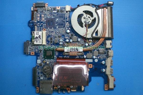 Mainboard Laptop Sony SVF14C2 HK8 Pentium 2117U Share
