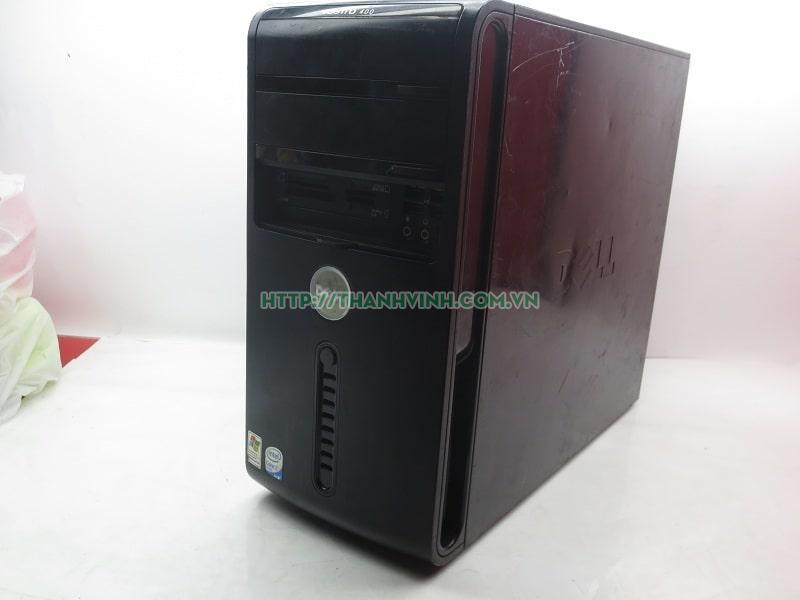 PC MÁY TÍNH ĐỂ BÀN GIÁ RẺ MAIN DELL VOSTRO 400  CPU CORE 2 E8400 RAM 4GB VGA INTEL G33/G31 EXPRESS HDD 160GB
