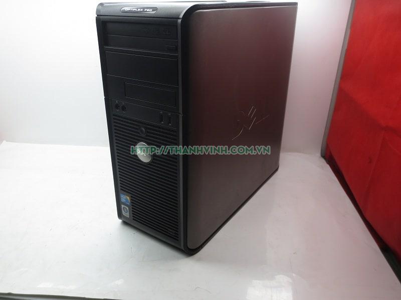 PC MÁY TÍNH ĐỂ BÀN ĐỒNG BỘ GIÁ RẺ MAIN DELL OPTIPLEX 780 CPU CORE 2 Q9650 RAM 4GB VGA  ATI Radeon HD 5450 HDD 320GB(đã bán 230620)