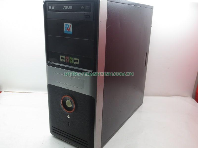 PC MÁY TÍNH ĐỂ BÀN GIÁ RẺ MAIN GIGABYTE H55M-D2H CPU I3-540 RAM 4GB VGA NVIDIA GEFORCE GTX550Ti HDD 320GB đã bán 211020