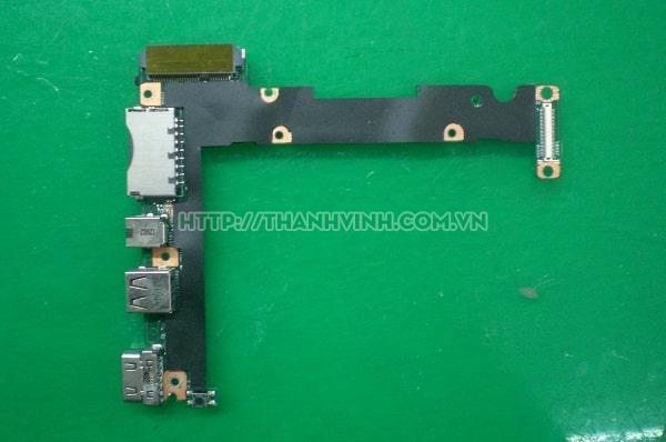 BOARD USB VGA WIFI ASUS X202