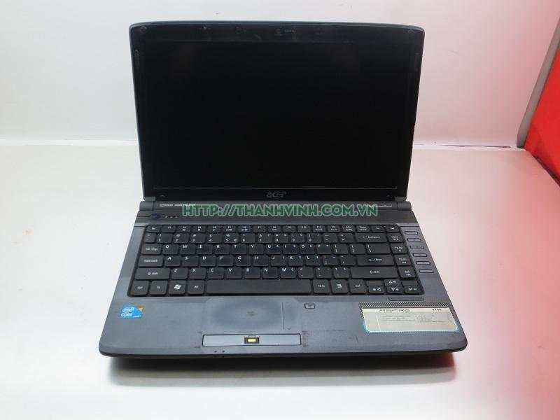 Laptop cũ ACER Aspire 4740 cpu core i3-m330 ram 4gb  ổ cứng hdd 320gb vga intel hd graphics lcd 14''inch.(đã bán)