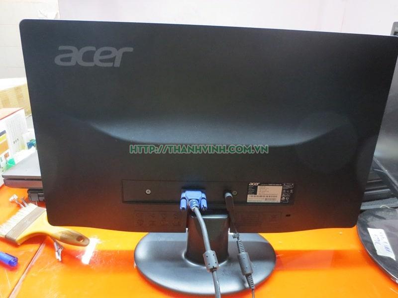 Màn hình máy tính cũ ACER S200HQL850 19.5''inch độ phân giải 1600 x 900 pixel.(đã bán)