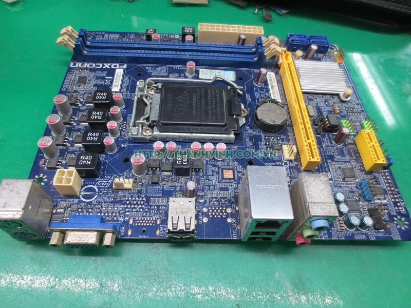 Main máy tính để bàn Foxconn H61MXL N15235 cũ (số lượng 2 cái).