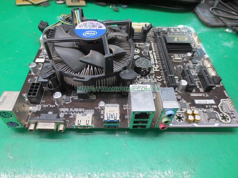 Main máy tính để bàn cũ Gigabyte GA-H85M-Gaming 3.