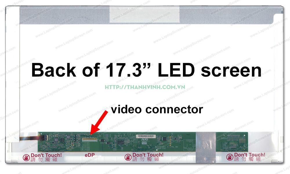Màn hình laptop Acer TRAVELMATE TMP278-M SERIES