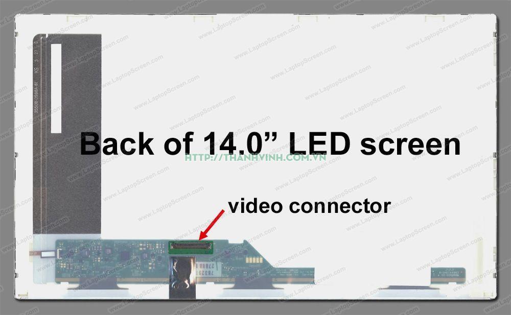 Màn hình laptop Dell STUDIO 1450