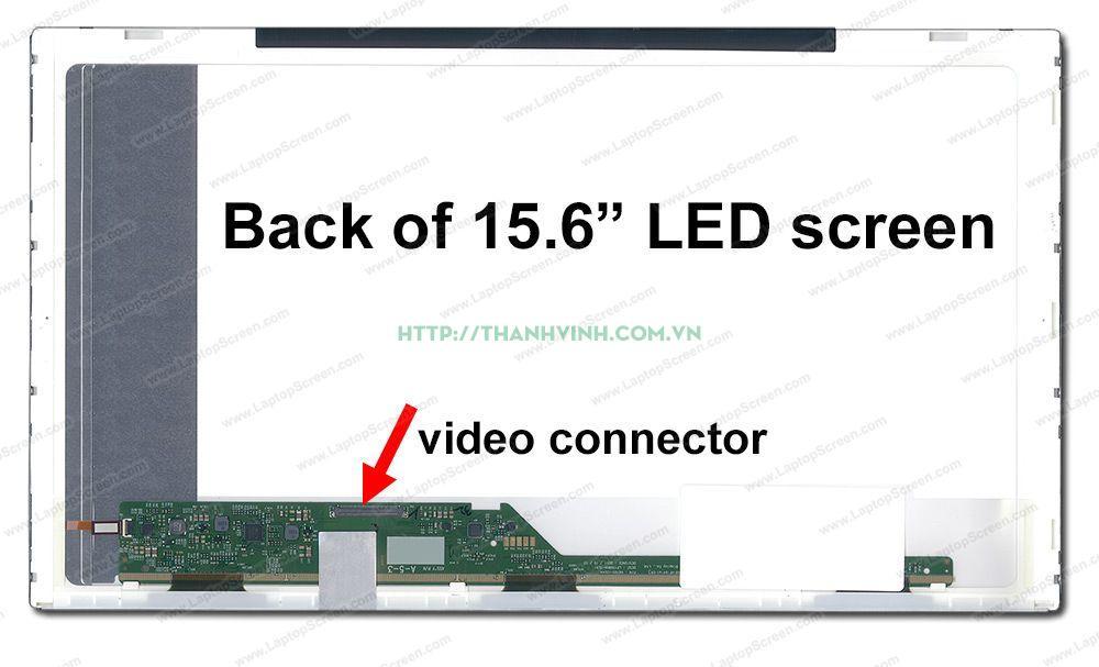 Màn hình laptop Dell STUDIO S1555-2817MBU