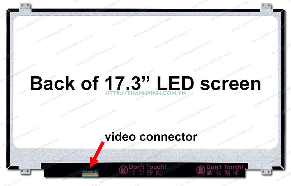 Màn hình laptop Dell G3 17 3779
