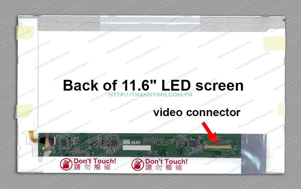 Màn hình laptop Toshiba SATELLITE T115D SERIES